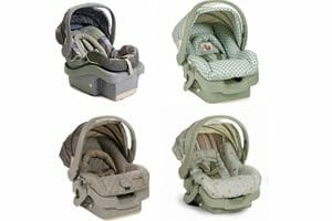 Manufacturer Recalls Infant Car Seats
