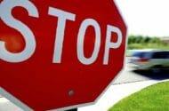 Intersection: Defendant Facing Stop Sign 385,000 Verdict: Radius Fracture