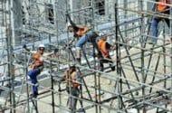 Scaffolding Collapse Kills Worker