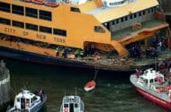 Ferry Death Toll: 11