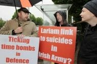 Government Study The Effects of Lariam