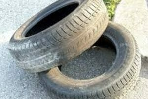 Aged Tires