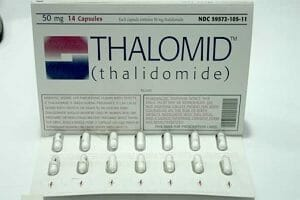 THALIDOMIDE COMPENSATION