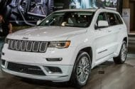 Jeep Recalls Grand Cherokees Over Fire Danger