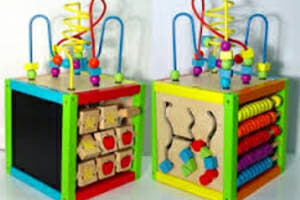 Learning Cube Toy