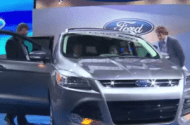 Ford Recalling SUV's Over Head Protection Testing