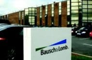 Fungus spreads; Bausch & Lomb stock falls