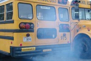 School Bus Exhaust