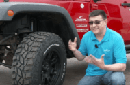 Tires Made by Cooper Targeted in Safety Probe