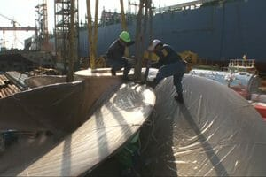 Shipyard Workers