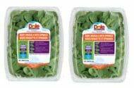 Probe finds E. coli in spinach package