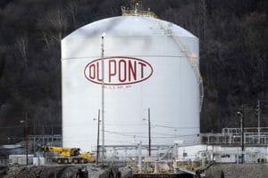 DuPont hindered