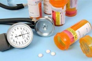 Blood-Pressure Medication