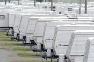 Test trailers for chemical, FEMA told