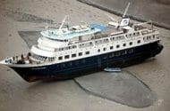 Seattle Cruise Ship Runs Aground in Alaska