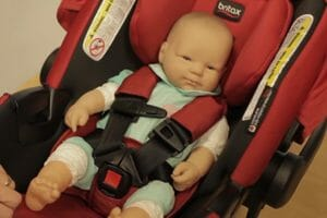 Britax Recall safety seats