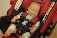Latest Britax Recall Includes 34,000 Marathon Child Safety Seats