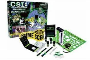 CSI Fingerprint Examination Toy