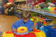 Noisy Toy Dangers Should Not Be Overlooked, Study Says