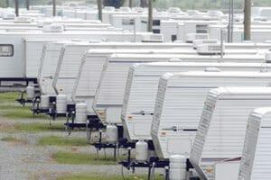 FEMA Trailer Residents