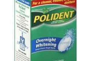 Denture Cleaners