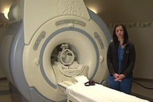 Gadolinium MRI