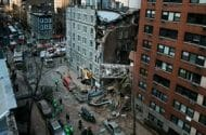 New York City Crane Collapse Kills Four