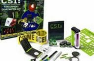 Lawsuit Filed Over Asbestos Laden CSI Toy Kit