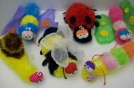 Cuddly Cousins Plush Insect Toy Recalled for Choking Hazard