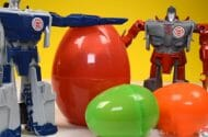 Toy Robots Recalled Due to Lead Paint