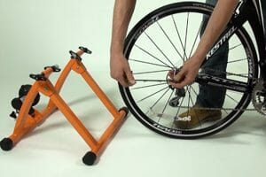 Bicycle Resistance Trainers