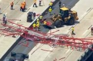 Another New York City Crane Collapse, Reports of One Death