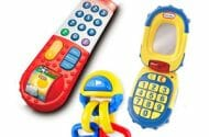 Little Tikes Toy Cell Phones Recalled Due to Choking Hazard