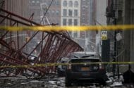 Offices Raided in New York City Crane Collapse