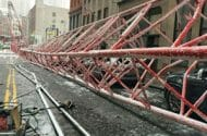 NY Construction Industry Criticizes City's New Crane Rules