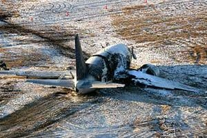 Denver Plane Crash
