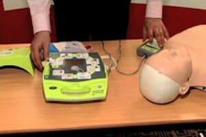 Zoll AED Plus Defibrillators