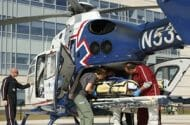 Medical Helicopter Study Spurs Debate