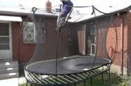CPSC Announces Recalls of Trampolines