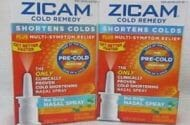 Zicam Named in Another Lawsuit