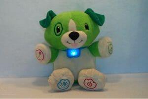 LeapFrog Electronic Plush Toy