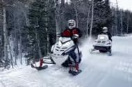Polaris Recalls Snowmobiles For Loss of Control Hazard