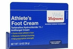 Athletes Foot Cream