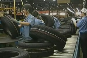 Chinese-Made Tires