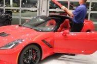 22,000 Corvettes Recalled