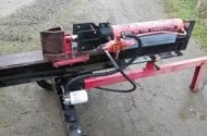 MTD Recalls Log Splitters That Pose Amputation Risk