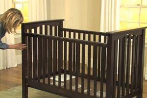 Diane Drop Side Cribs