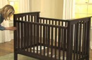 Diane Drop Side Cribs Recalled for Entrapment And Fall Hazard