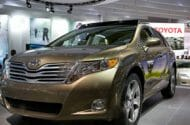 Timing of Toyota Venza Recall Raises Questions