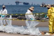 Deepwater Horizon Oil Spill Prompts Health Worries for Cleanup Crews